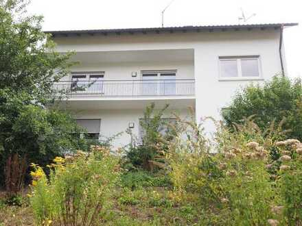 Oppenau - Traum Ausblick: 3 Zimmer (Neubau-Standard), Terrasse und Garten