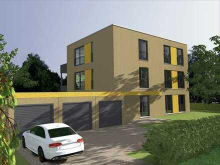 DG Wohnung 4-5 Zimmer Aufzug KfW55 gr. Balkon Garten Garage uvm.