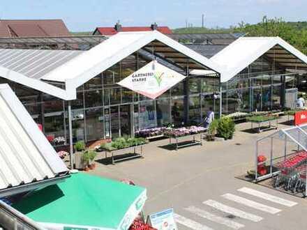Gartencenter im Einkaufszentrum Gebhardshagen-Nord