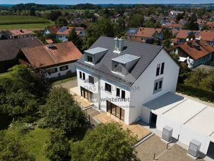 Erstbezug: Neubau-Doppelhaushälfte in toller Lage