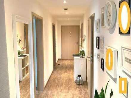 NATURIDYLL & CHARMANT 3,5 Zi.-DG-Wohnung in ruhiger Dorfrandlage Schwabhausen-Puchlagen