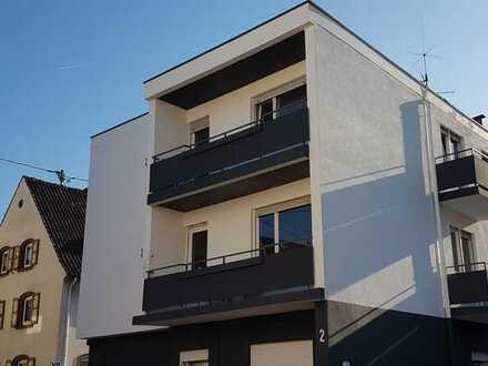 3 ZKB Wohnung mit zwei Balkonen - Mindestgebot - vermietet