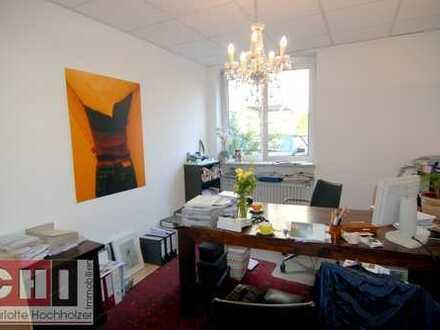 ** TOP-Lage Grünwald ** 5 Zimmer Büro - mit Gartenterrasse