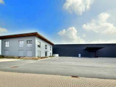 NEU: Ca. 2.300 m² neuwertige Industriehalle in Olpe