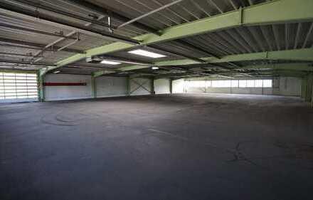 Lager-/Produktionshalle in Rödinghausen-Bruchmühlen zu vermieten