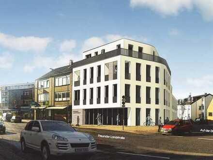 luxuriöse Penthouse-Wohnung mit gigantischer Dachterrasse und Fernblick - Neubau! Erstbezug!