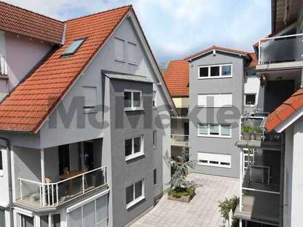 Exklusives Angebot: Großzügige 3-Zimmer-Wohnung mit Terrasse, Balkon und TG-Stellplatz