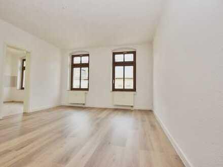 Frisch renovierte und vermietete 3-Raum-Wohnung mit Südbalkon!
