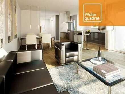 Im Herzen von Niederschönhausen: Moderne 2-Zimmer-Wohnung mit Balkon