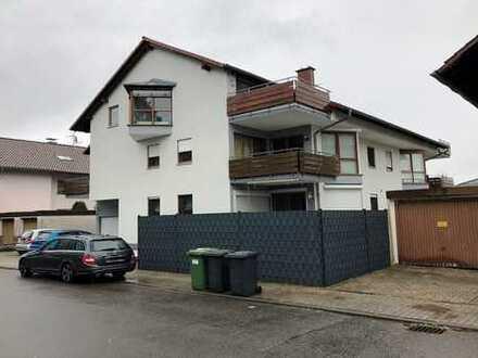 Interessante Kapitalanlage - Vermietete 1,5-Zimmer-Wohnung mit PKW-Stellplatz in Karlsdorf-Neuthard