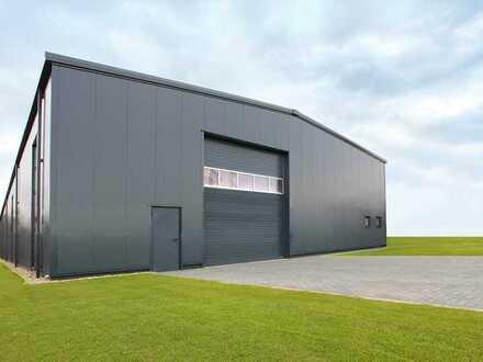 NEUWERTIGE LAGERHALLE -- 100 m² -- TOP --