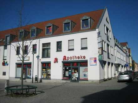 2-Raum-Wohnung am Markt der Stadt Woldegk