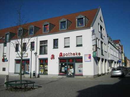 Neu gestaltete 4-Raum-Wohnung am Markt der Stadt Woldegk