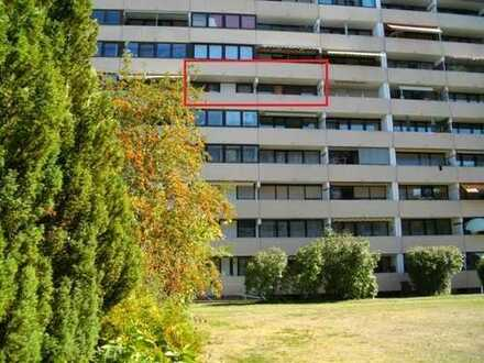 Erbbaurecht! 2-Zimmer-Wohnung mit Südbalkon in Unterschleißheim, S-Bahn-Nähe