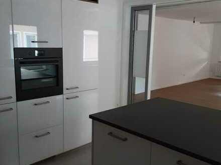 Bezug nach Modernisierung 2020: attraktive 4-Zimmer-Wohnung im Zentrum von Künzelsau