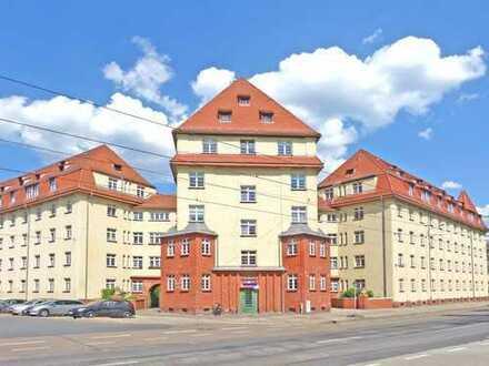 Alt und Neu in Harmonie -Investment im Dresdner Hechtviertel