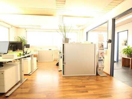 Preiswerte Büro- und Lagerfläche