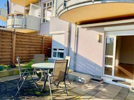 Schöne 2-Zimmerwohnung mit Terrasse!