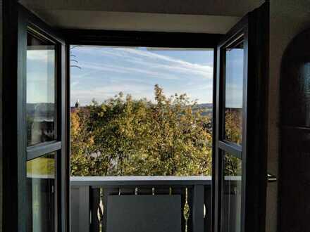 3-Zimmer-DG-Wohnung mit Balkon in Bad Birnbach