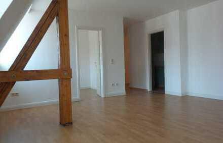 1,5-Raum-Dachgeschosswohnung - ohne Treppen laufen zu müssen