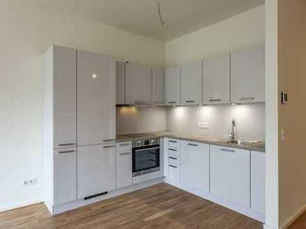 Traumhafte 4-Raumwohnung   Bodenheizung   Einbauküche   2 Bäder   Balkon