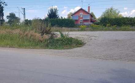 Lagerplatz und Freifläche in Aubing