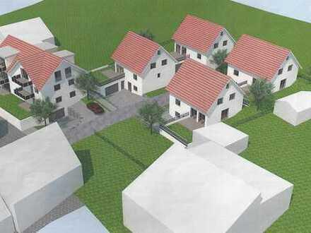 Großer Bauplatz in Langenbeutingen
