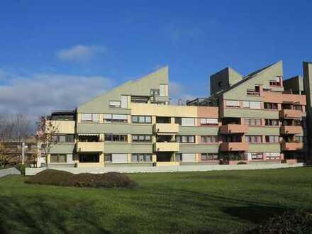 Große Wohnung in ruhiger Stichstraße