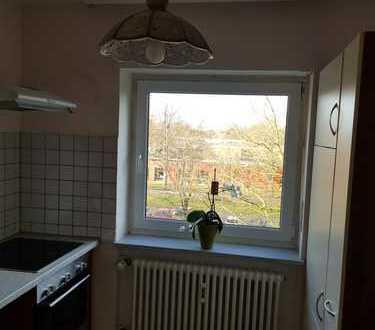 Modernisierte 3-Zi.-Wohnung mit Balkon in der NW-Stadt Karlsruhe