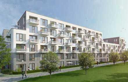 PANDION PENTA 2.BA - 3-Zimmer-Wohnung mit großem Badezimmer und Hauswirtschaftsraum