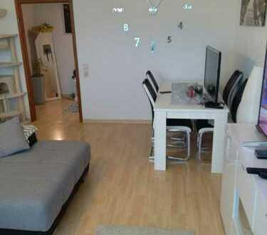 2-Zimmer-Wohnung mit Balkon und Stellplatz in Dansenberg