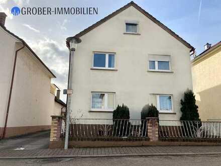 Renovierungsbedürftiges 1-2 Familienhaus mit viel Potenzial in 69254 Malsch