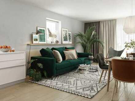 **VERKAUFT** Exklusive Neubau 2-Zimmer EG - Wohnung mit Garten!!!