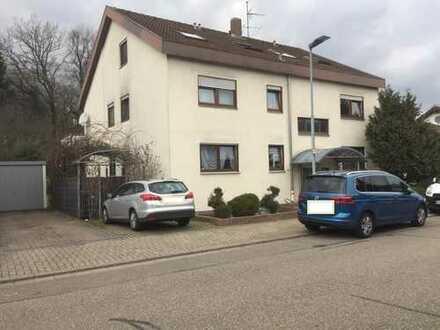 2 Zimmer ET-Wohnung ca. 58 m² in ruhiger Lage - Ettlingen-Bruchhausen