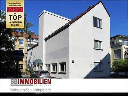 Ca. 370 qm Wfl. + ca. 300 qm Gewerbefl. + ca. 300 m² Lager - als Wohn- und Geschäftshaus genehmigt!