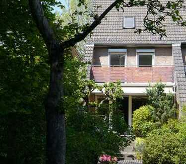 Reiheneckhaus mit fünf Zimmern in Bremen, Gete