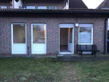 Goch-Kessel 3 Zimmer Wohnung im Erdgeschoß mit Garten, neu renoviert, incl. PKW Stellplatz
