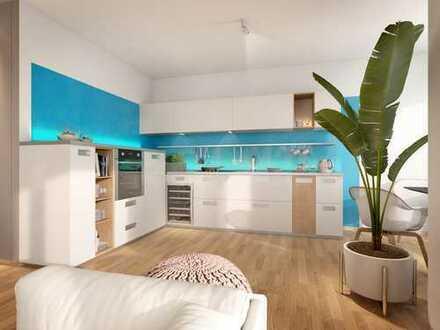 Großzügige 3-Zi.-Wohnung mit großem Süd-Balkon in der beliebten Schwarzwaldsiedlung