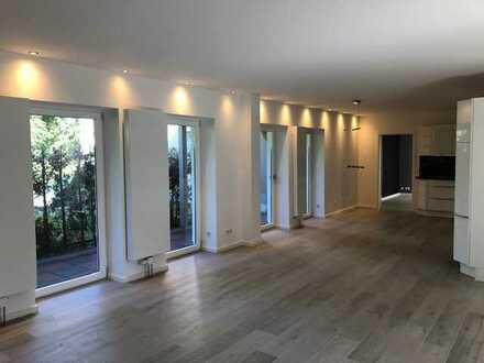 Großzügige Wohnung über 2 Etagen zur Miete in einem außergewöhnlichen Stahnsdorfer Wohnensemble