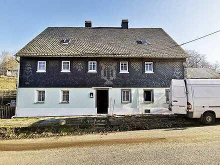 Denkmalgeschütztes Wohnhaus