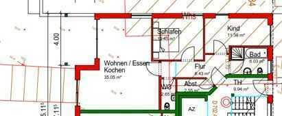 Provisionsfrei, Attraktive 3-Zimmer-EG-Wohnung mit großer Terrasse in Bad Dürrheim