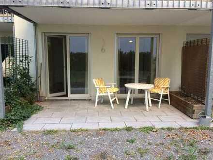 1-Zimmer-Erdgeschosswohnung mit Terrasse und EBK in Heidelberg Neuenheim