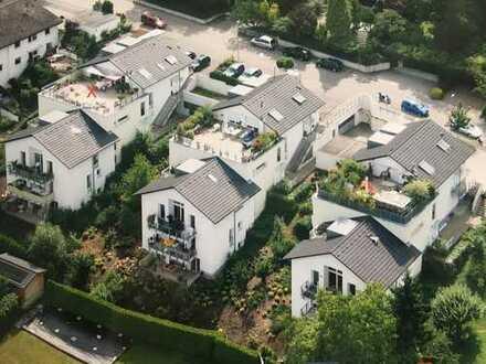 Stilvolle, gepflegte 5-Zimmer-Terrassenwohnung mit EBK in Lörrach und Eichenparkett