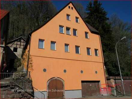 Doppelhaushälfte in Altensteig