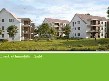 Die ideale Einsteigerimmobilie: Sonnige 2-Zimmer-Neubauwohnung