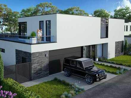 Exklusive Wohnimmobilie in der Münsterländer Parklandschaft zwischen Münster und Telgte - CUBE