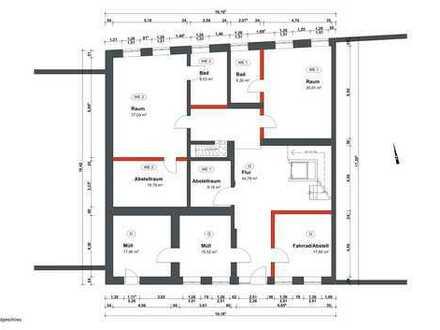 Einliegerwohnungen in Dinkelsbühl mit 7 H+I Denkmalschutz Abschreibung