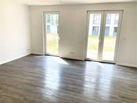 Letztes Single-Apartment: Garten, Terrasse und Stellplatz
