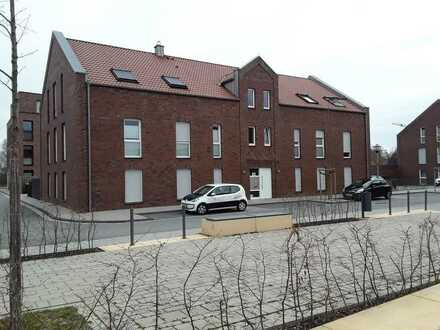 Dachgeschosswohnung im Jutequartier
