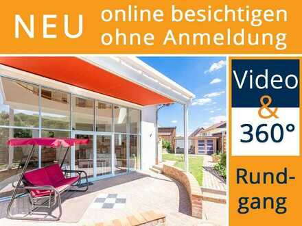 Modernes, hochwertiges Einfamilienhaus (Bj. 2008, Wfl. 117 m²) in Nieder-Hilbersheim